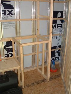 Stripping and Framing