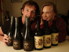 Master of Wine Tim Atkins featured a story on his blog about a U.K. couple who make one wine every year, with the location and the variety changing each time they start anew with their winemaking... http://www.snooth.com/articles/british-couple-focus-on-one-wine-at-a-time/