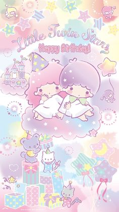 Little Twin Stars Sanrio [New] Clear Spread File (sequins) Kawai Japan F/S Sanrio Wallpaper, Star Wallpaper, Hello Kitty Wallpaper, Kawaii Wallpaper, Disney Wallpaper, Little Twin Stars, Little Star, Kawaii Shop, Kawaii Cute