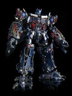 Transformers Movie Optimus Prime