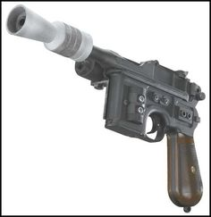 Picture of build a alternative han solo blaster  WEBSITE