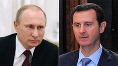 Putin and Assad. All