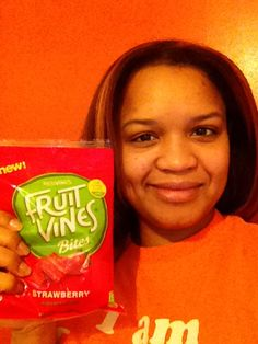 These Strawberry Fruit Vines candies are highly addictive!! Soo delicious!! #fruitvines #sweetside