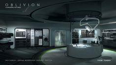 2013 |Skytower: Drone Workshop Variant Sketch|Thom...