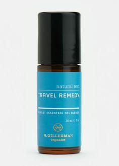 Best Valentine's Day Gifts Under $100: H. Gillerman Organic Essential Oil Remedy - Travel Remedy, $48