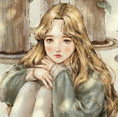 By _aeppol shared by lolitarhein on We Heart It Pretty Drawings, Colorful Drawings, Cute Pastel Wallpaper, Watercolor Paintings For Beginners, Cartoon Girl Drawing, Postcard Art, Digital Art Girl, Fashion Painting, Human Art