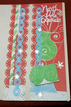 #CreativeMemories #scrapbook #border #CM #NorthPole #Santa  http://www.creativememories.com/user/chinohills