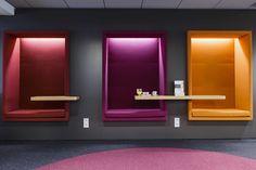 The ultra-chic Aspire Lounge by Servisair at Finland Helsinki - Vantaa Terminal 2
