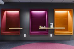 The ultra-chic Aspire Lounge by Servisair at Finland Helsinki - Vantaa Terminal 2