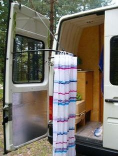 Van Life hacks that are really awesome Outdoor Living - Vanchitecture - .,Van Life hacks that are really awesome Outdoor Living - Vanchitecture - . Sprinter Camper, Camping Car Sprinter, Kangoo Camper, Camping Hacks, Camping Diy, Diy Camping Shower, Camp Shower, Camping 2017, Shower Tent