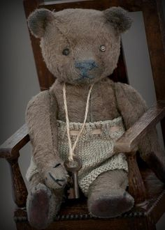 Bearable Bears at Silly Bears - New and Vintage Collectable Teddy Bears, Aberdeen, Scotland