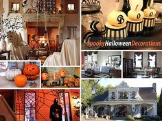 halloween decorations | Halloween decorations 40 Spooky Halloween Decorating Ideas for Your ...