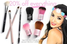 20% Off Everything Starts Now! No Promo Code Needed! Shop now at www.sedonalace.com Hurry! This sale ends 7/28/2014 at 11:59 PM EST