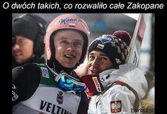 Ski Jumping, Dream Big, Motorcycle Jacket, Skiing, Humor, Memes, Funny, Sports, Poland