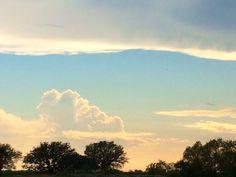 Richmond Texas sky