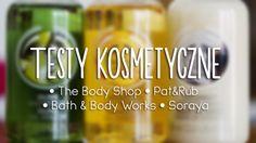 Testy kosmetyczne | The Body Shop, Pat&Rub, Bath&Body Works, Soraya http://thecarolinasbook.net/testy-kosmetyczne-the-body-shop-patrub-bath-body-works-soraya/