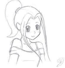 Resultado de imagem para cute drawings of people