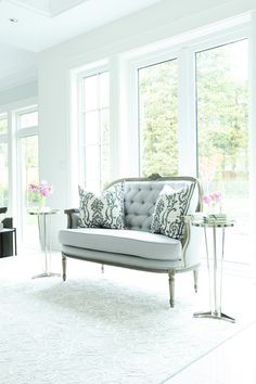 Living Room designed by Enviable Designs