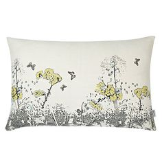 Louise Body Cow Parsley Cushion