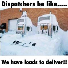 Dispatcher be like