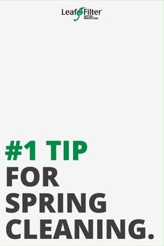 Spring cleaning hack: Leave gutter cleaning to the professionals! LeafFilter will clean your gutters before installing our proven gutter guard to ensure you won't have to get on a ladder to clean your gutters ever again. Homemade Cleaning Products, Household Cleaning Tips, House Cleaning Tips, Spring Cleaning, Cleaning Hacks, Cleaning Crew, Cleaning Spray, Cleaning Services, Gutter Protection