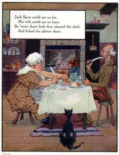 A Mother Goose Nursery Rhyme Stories Rhymes Poems