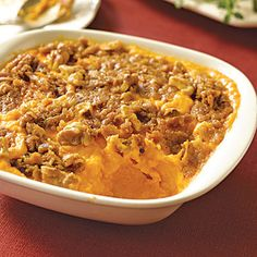 So easy to make: #Thanksgiving Sweet Potato Bake #recipe