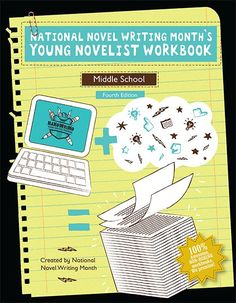 NaNoWriMo for ages 7-18 | Free lesson plans | Homeschooling