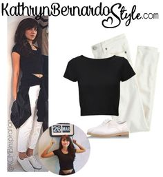Kathryn Bernardo's fashion-forward outfit during her Birthday March ♡ Kathryn Bernardo Outfits, Jadine, Her Style, Braided Hairstyles, Fashion Forward, Fangirl, Street Style, Celebrities, Fitness