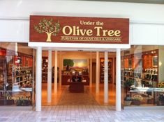 Under the Olive Tree: Family Owned and Operated in Washington DC area. Lovely olive oil store. A flavor for anyone!