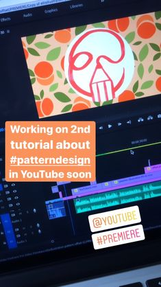 Working on the sequal to the How To Make a Repeat Pattern video. #patterndesign #repeatpattern Library Work, Repeating Patterns, Offset, Pattern Design, Videos, Illustration, Youtube, How To Make, Illustrations