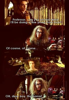 Haha!! Harry Potter rules!! Making fun of Twilight