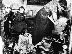Urban Conditions of the Poor in the 1800s