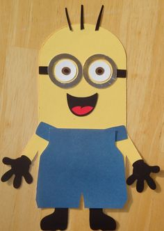 minion bulletin board   The Cropping Canuck: Despicable Me