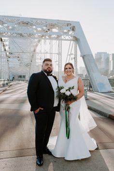 #downtownnashvillewedding #downtownnashville #nashvillewedding #urbanwedding #urbanbridalportraits #urban #bridalportraits #modernbridalportraits #modnerbride #moderngroom #nashvilletennessee #tennesseewedding #winterwedding #intimatewedding #brideandgroom #nashvillepedistrianbridge #elopetennessee #urbanelopement Nashville Wedding, Nashville Tennessee, Modern Groom, Bridal Portraits, Destination Wedding, Elopements, Bride, Wedding Dresses, Photography