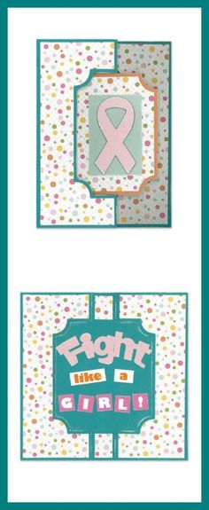 Send your support in a card using the new Awareness Support die words and ribbon. Use these inspirational words (Hope, Survivor and Fight) on scrapbooks, cards, albums and so much more.http://www.accucutcraft.com/awareness-support.html