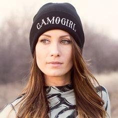 CamoGirl Beanie