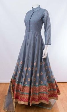 Bridal wear indian design 42 New ideas Indian Gowns Dresses, Indian Fashion Dresses, Dress Indian Style, Indian Designer Outfits, Indian Outfits, Maxi Dresses, Party Dresses, Evening Dresses, Designer Anarkali Dresses