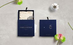 """Check out this @Behance project: """"Cozy Cotton"""" https://www.behance.net/gallery/46643383/Cozy-Cotton"""