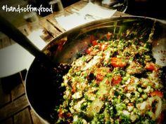 HandsoffmyFOOD!: VEGAN VIBES: Peterselie. Een ode aan de groene kru...