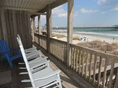 Against the Wind B is one side of a five-bedroom, four-bath oceanfront duplex located 0.1 of a mile south of Garden City Pier.