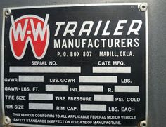 16 foot stock trailer