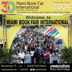 Street Fair #bookfair #miami