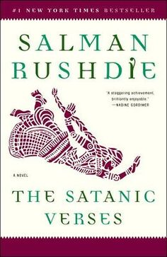 Salman Rushdie (1947 Jun 19, Mumbai);  British Indian novelist and essayist; catapulted to controversial infamy 1988 with 4th novel  The Satanic Verses; Commandeur de l'Ordre des Arts et des Lettres of France Jan 1999 + 2007 Jun knighted in UK; since 2000 prof. @Emory University, US