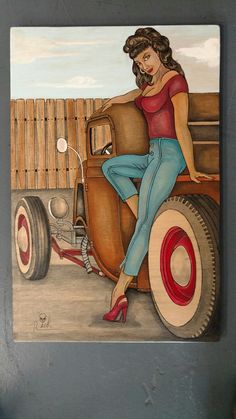 Rix rats and pinup at Facebook Pinterest please share