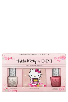 Hello Kitty by OPI❤️