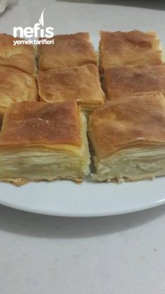 Turkish Recipes, Ethnic Recipes, Ramadan Recipes, Turkish Delight, Homemade Beauty Products, Banana Bread, Bakery, Yummy Food, Delicious Recipes