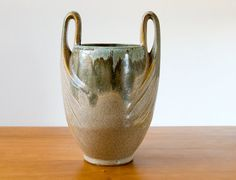 French Art Nouveau Vase by Denbac France by BillsBitsAndBobs