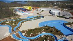 Aquacolors Poreč - Wodny park rozrywki  Więcej informacji o Chorwacji pod adresem http://www.chorwacja24.info/sport/aquacolors-porec-wodny-park-rozrywki