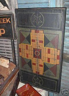vintage gameboard